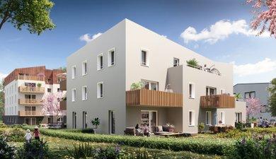 Cap Maria - immobilier neuf Vandoeuvre-lès-nancy