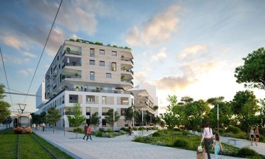Carre Vendome - immobilier neuf Montpellier