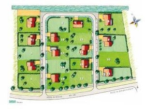 Le Clos Des Mirabelliers - immobilier neuf Brouck