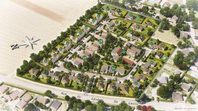 Les Terrasses Des Genevriers - immobilier neuf Dietwiller
