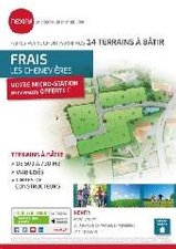 Les Chenevieres - immobilier neuf Frais