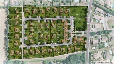 La Clairiere - immobilier neuf Pins-justaret