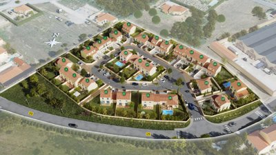Domaine De Terre Rouge - immobilier neuf Tautavel