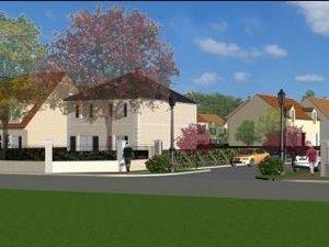 Le Clos Des Boursaults - immobilier neuf Le Mesnil-en-thelle