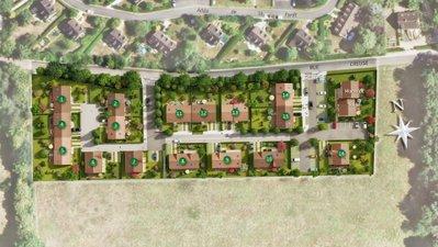 Le Clos Des Vindrins - immobilier neuf Auffargis