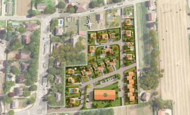 Les Jardins D Augustin - immobilier neuf Pontcharra