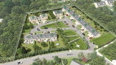 Les Jardins De Boigny - immobilier neuf Cély