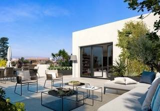 Le Jardin De L'aviateur - immobilier neuf Marseille