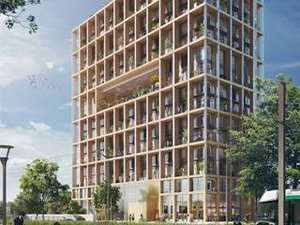 Wood Up - immobilier neuf Paris