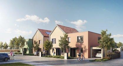 L'empreinte - immobilier neuf Geispolsheim