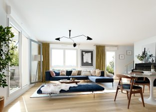 Bagneux Emergences - immobilier neuf Bagneux