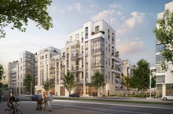 Ovation Magellan - immobilier neuf Colombes