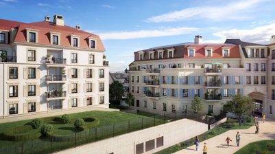 Les Jardins Mansart Clamart - immobilier neuf Clamart