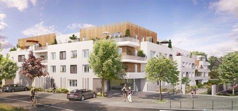 La Promenade De Louise - immobilier neuf Sannois