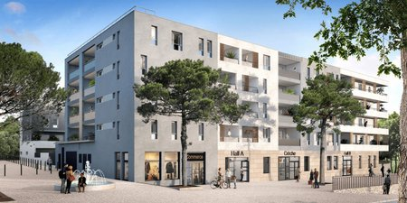 Perspective(s) - immobilier neuf Marseille