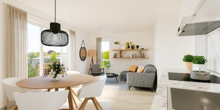 Bloom - immobilier neuf Nantes