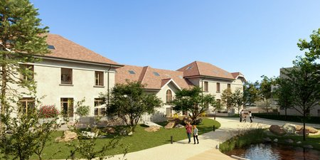 Majuscule - immobilier neuf Annecy