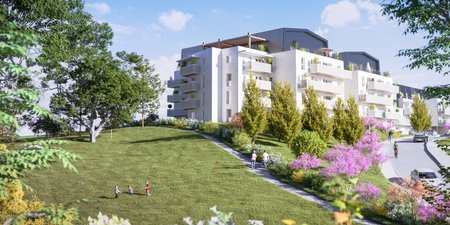 Arbor&sens - immobilier neuf Chamalières