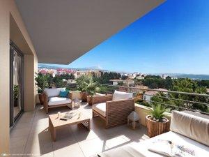 Le Belmont - immobilier neuf Aix-en-provence
