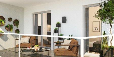 Le Hameau De Valentine - immobilier neuf Marseille