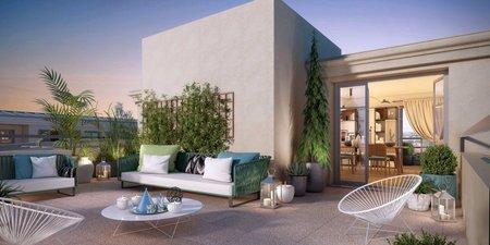 Les Jardins D'albine - immobilier neuf Maisons-laffitte