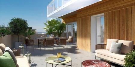 L'avant-scene - immobilier neuf Nice