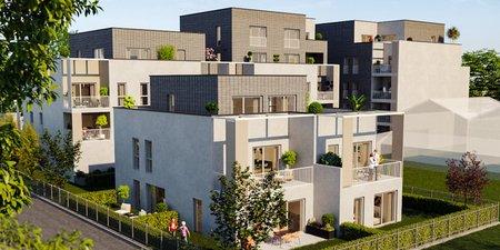 Qonnexion - immobilier neuf Vénissieux