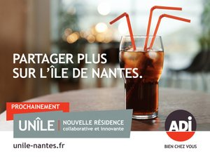 Unîle - immobilier neuf Nantes