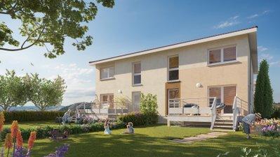 Les Carres Des Trefles - immobilier neuf Bourgoin-jallieu