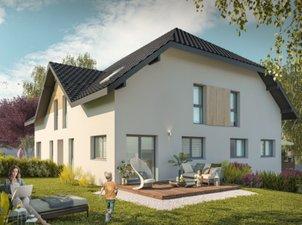 Les Carres Azur - immobilier neuf La Motte-servolex