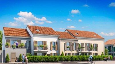 Le Clos Serena - immobilier neuf Belloy-en-france