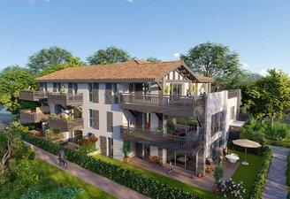 Les Terrasses Du Maharin - immobilier neuf Anglet