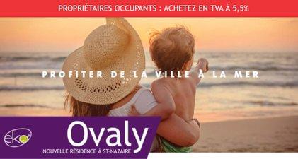 Ovaly - immobilier neuf Saint-nazaire