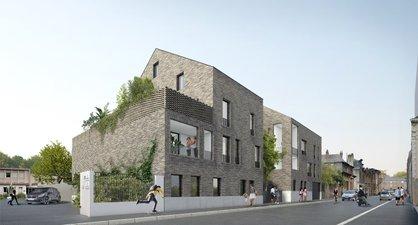 L'apostrophe - immobilier neuf Nantes