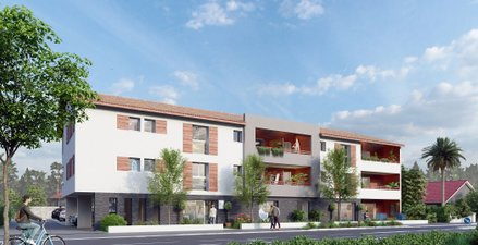 Le 54 - immobilier neuf Labenne