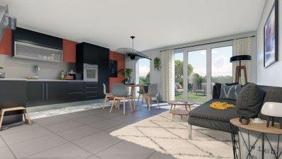 Le Swing - immobilier neuf Le Bouscat