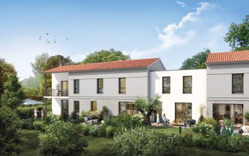 Les Muses - immobilier neuf Toulouse