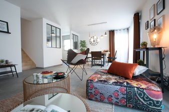 Les Carrés Du Revard - immobilier neuf Grésy-sur-aix