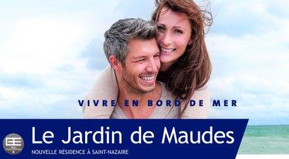 Le Jardin De Maudes - immobilier neuf Saint-nazaire