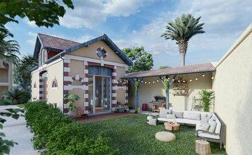 Maison Borda - immobilier neuf Dax