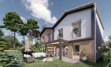 Domaine De Castaings - immobilier neuf Ondres