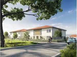 Les Carres Du Vallon - immobilier neuf Chaussan
