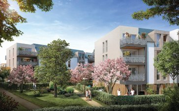 Les Magnolias - immobilier neuf Melun