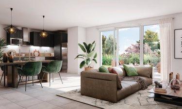 Les Magnolias - immobilier neuf Melun