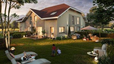 Les Carres Rubisko - immobilier neuf Saint-pierre-en-faucigny