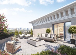 Le Majestic - immobilier neuf Clamart