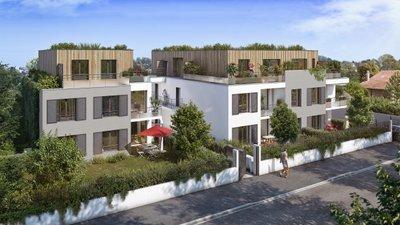 Green Harmony - immobilier neuf Livry-gargan
