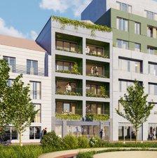 Le 18 - immobilier neuf Asnières-sur-seine