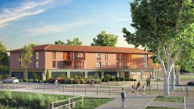 Résidence Clef D'or - immobilier neuf Pinsaguel