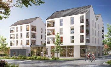 Bridge Avenue - immobilier neuf Bénouville